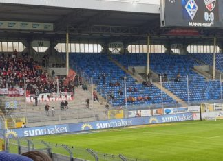 Waldhof Mannheim - FC Ingolstadt