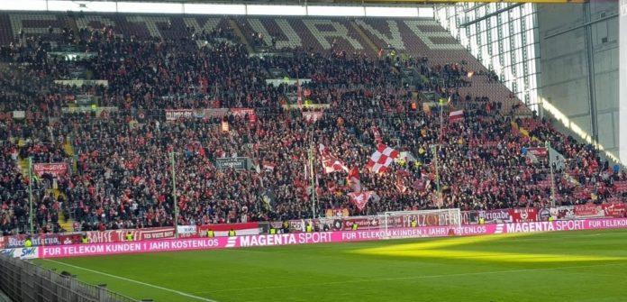 1.FC Kaiserslautern - Hansa Rostock