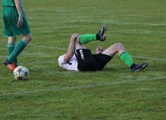 Physiotherapie nach einem Sportunfall