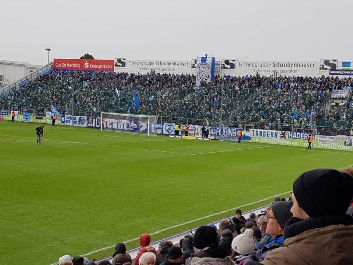 SpVgg Unterhaching - TSV 1860 München 3. Liga