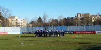 TSV 1860 München Trainingsauftakt
