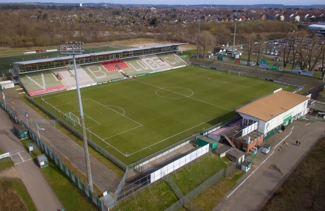 Stadion An Der Lohmuhle Vfb Lubeck Stadion Und Heimspielstatte