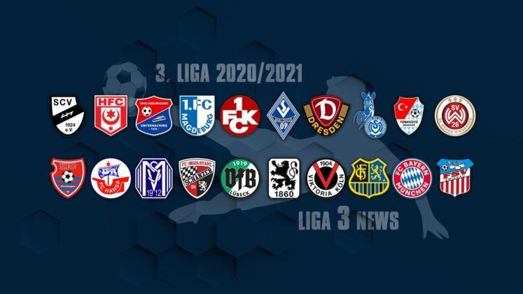 3 Liga 1 Spieltag