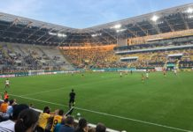 Dynamo Dresden - Hamburger SV